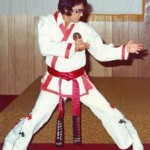 Elvis Presley was a dedicated student of Kenpo Karate and Tae Kwon Do