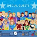 Al Pechulis gets by with a lot of help from his friends on Special Guests CD