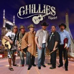 The Ghillies aim for rock-country crossover success on new CD