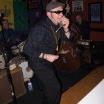 Racky Thomas Band bumped up the Mardi Gras fun at Smoken' Joe's