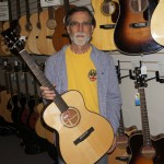 Carl Strathmeyer discusses the virtues of small musical instrument shops like his Minor Chord