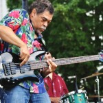 Angelo Mullen discusses his bass guitar sounds