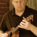 Jeff Buckridge discovers the ukulele; plays out in North Shore with Jeff Buckridge's Uke Joint
