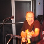 Chris Stovall Brown set the Wantu Blues Jam on fire