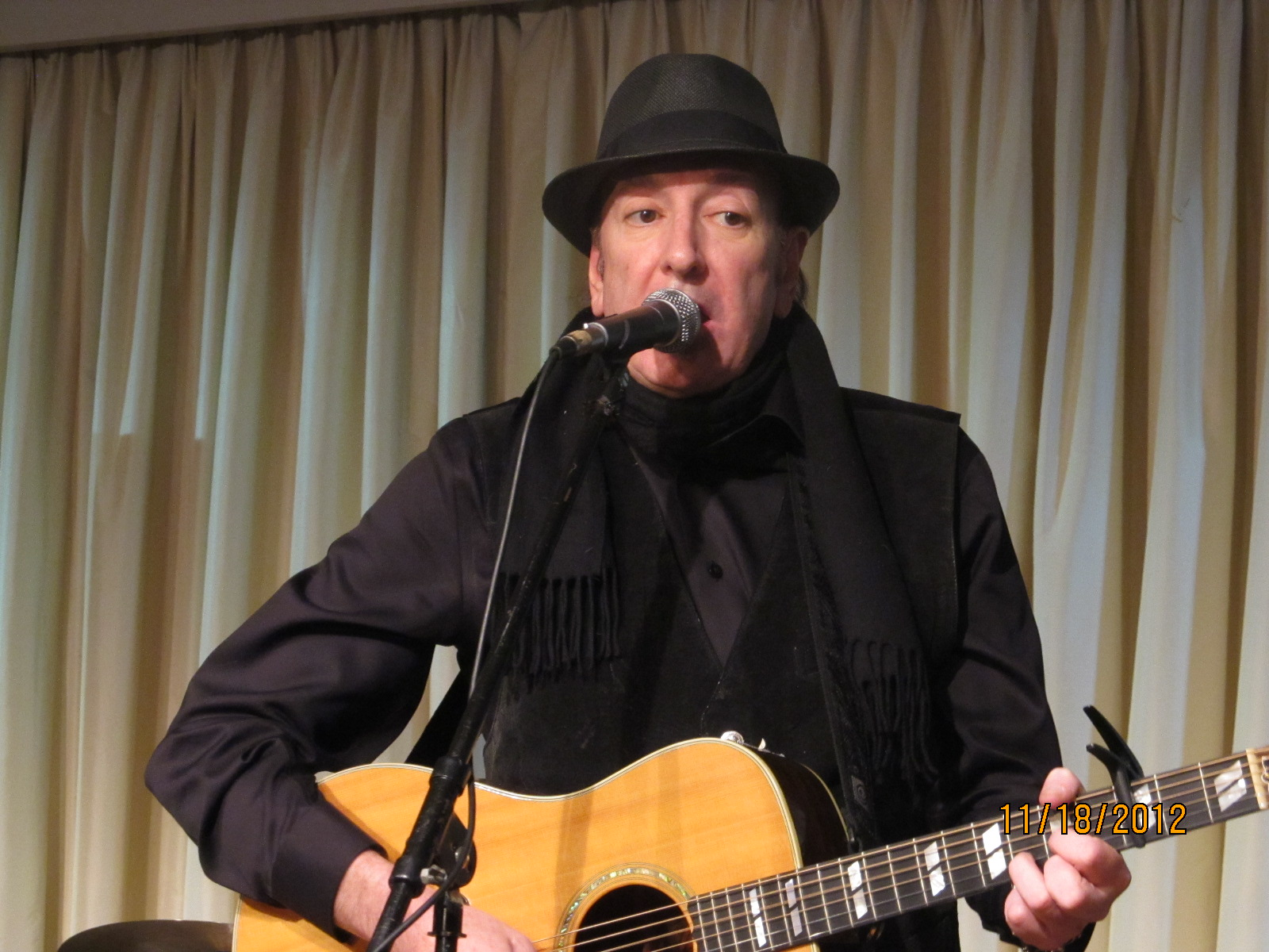 Legendary singer-songwriter Marty Nestor continues to shine, gets better with age