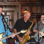 Brickyard Blues Band entertained crowd at British Beer Company in Manchester
