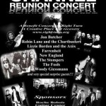 Channel Reunion Concert slated for June 23rd