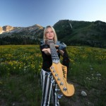 Jodee Frawlee dishes on her guitars and gear