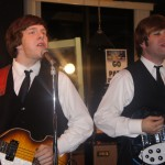Studio Two presented fine renditions of early Beatles classics