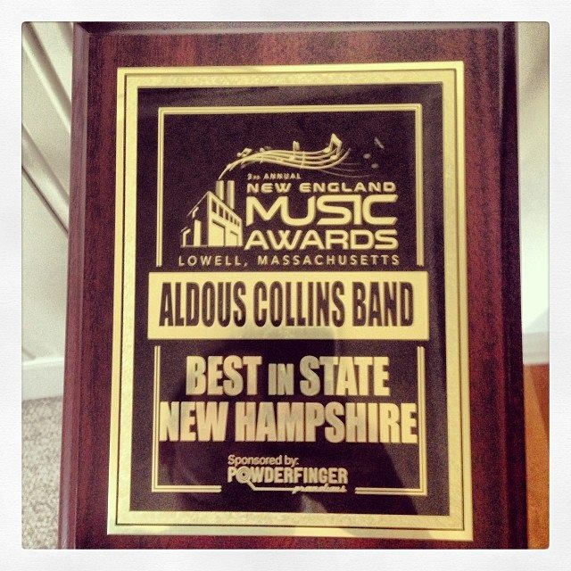 415f298768e Aldous Collins Band is on the rise