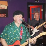 Peter Ward And The Electric Blues found a good home at Smoken' Joe's