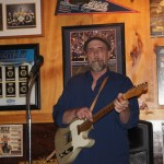 Howard Randall & Mickey Maguire run nice blues jam at Boondocks