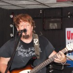 Dan Lawson Band created huge waves of sound at acoustically perfect Uncle Eddie's