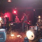 Love In Stockholm & Sarah Blacker Trio rocked Lizard Lounge in Cambridge