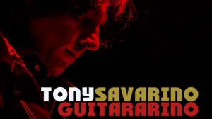 (090814) Tony Savarino Guitararino album cover
