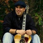 Sean Fullerton brings his solo acoustic blues to the people
