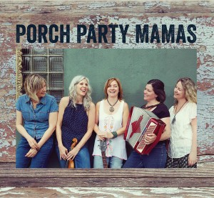 PorchPartyMamasCDCoverArt