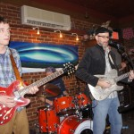 Dave Bailin & The Bailouts play to receptive Pig's Eye crowd in Salem, MA