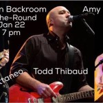 Amy Fairchild, Todd Thibaud, & Susan Cattaneo to play Burren Backroom Series Friday, Jan 22