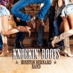 Houston Bernard Band come up with 10 track winner Knockin' Boots