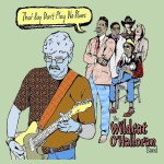 The Wildcat O'Halloran Band offer interesting blues arrangements of familiar songs on That Boy Don't Play No Blues