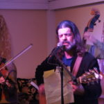 Steve Pelland wove vocal, guitar, songwriter magic at Bull Run Ballroom CD Release Party