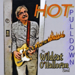 The Wildcat O'Halloran Band have fun with Hot Pulldown, a fine bluesy concoction