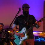 Amoricans guitarist Brian Maloy